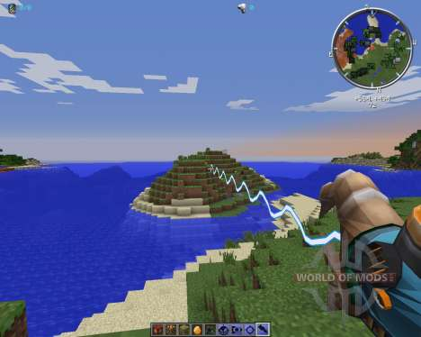 Ratchet and Clank для Minecraft
