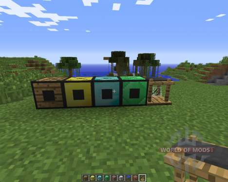Random Additions для Minecraft