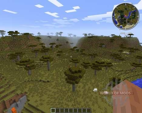 NoVillage для Minecraft