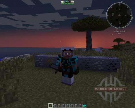 SkyrimMC для Minecraft