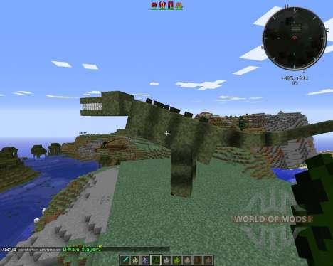 LotsOMobs для Minecraft