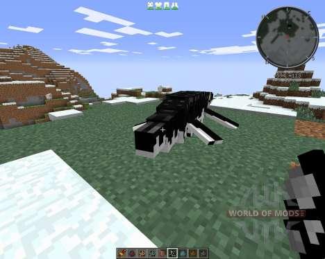 Fossil-Archeology для Minecraft