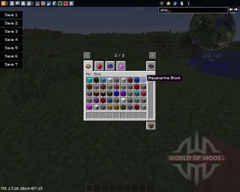 Mo Shiz для Minecraft