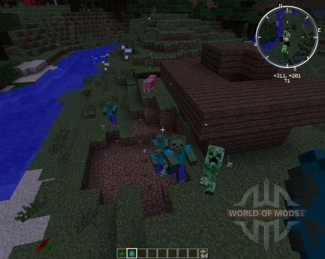 Monster Swarm для Minecraft