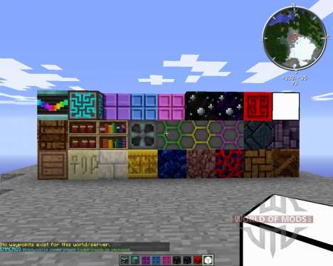 Chisel 2 для Minecraft