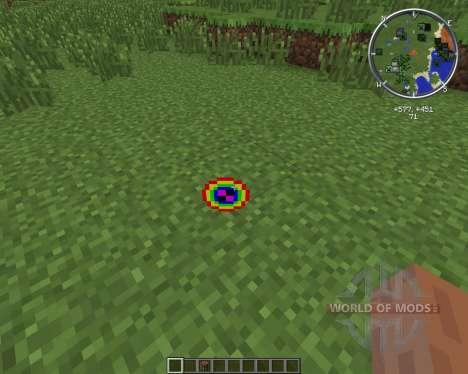 Exchange Orb для Minecraft