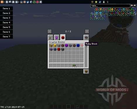 Talisman Craft для Minecraft