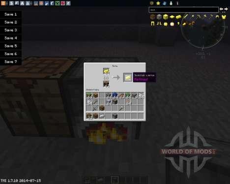 Simple Refinement для Minecraft