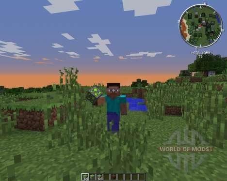 Experience Ore для Minecraft