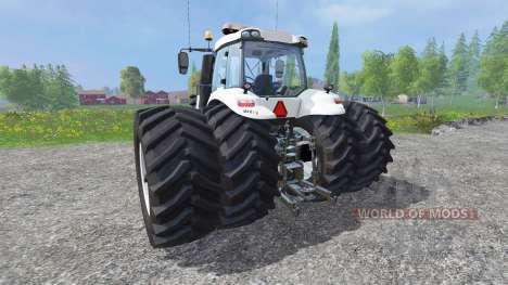 New Holland T8.320 620EVOX v1.11 для Farming Simulator 2015
