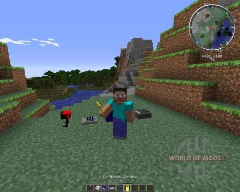 Decorative Videogame Systems для Minecraft