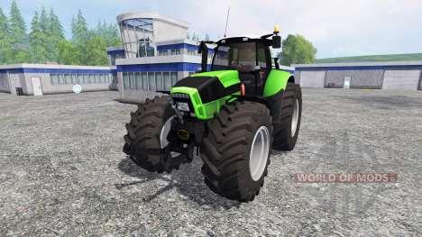 Deutz-Fahr Agrotron X 720 v3.0 для Farming Simulator 2015