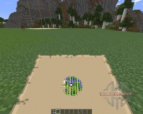 Extended Workbench для Minecraft