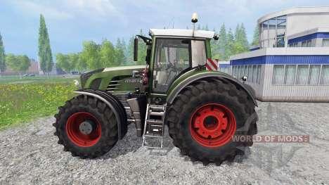 Fendt 936 Vario fixed handling для Farming Simulator 2015