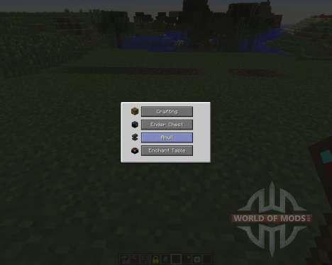 Simple Portables для Minecraft