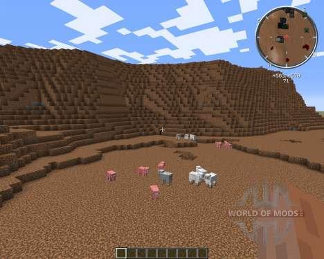 Dead Mess для Minecraft