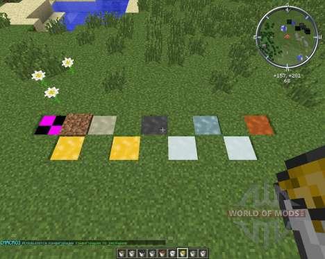 Lucraft: World для Minecraft