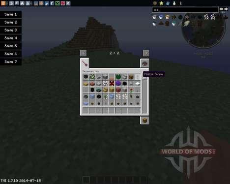 Witchery для Minecraft
