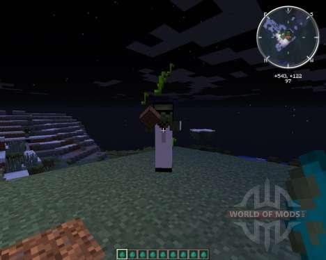 Mo Zombies для Minecraft