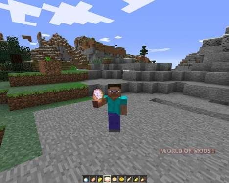 ShinyFood для Minecraft