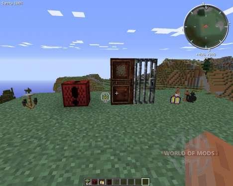 The Amnesia для Minecraft