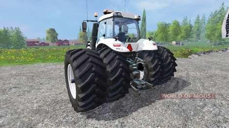 New Holland T8.320 600EVOX v1.12 для Farming Simulator 2015