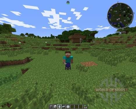 MESA для Minecraft