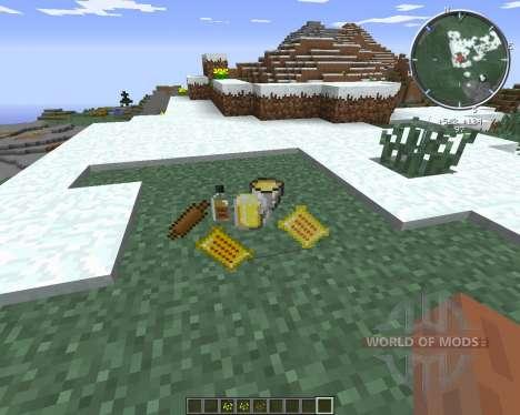 Mexican для Minecraft