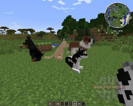 DoggyStyle для Minecraft