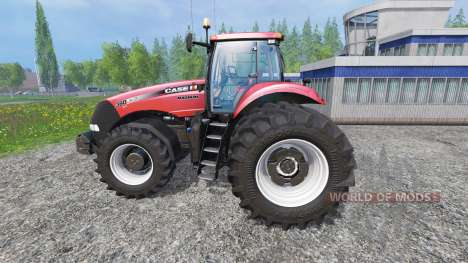 Case IH Magnum CVX 380 dynamic rear twin wheels для Farming Simulator 2015