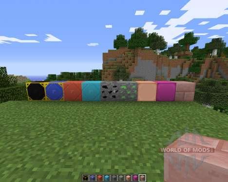 Silents Gems для Minecraft