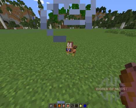 Myths and Monsters для Minecraft