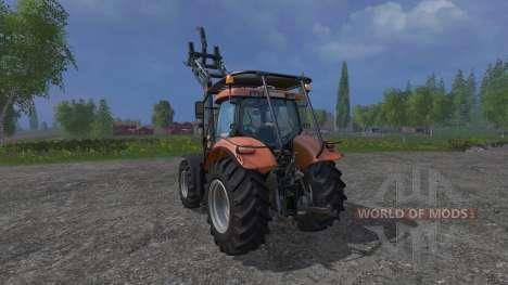 Case IH Puma CVX 230 v3.0 Forest для Farming Simulator 2015