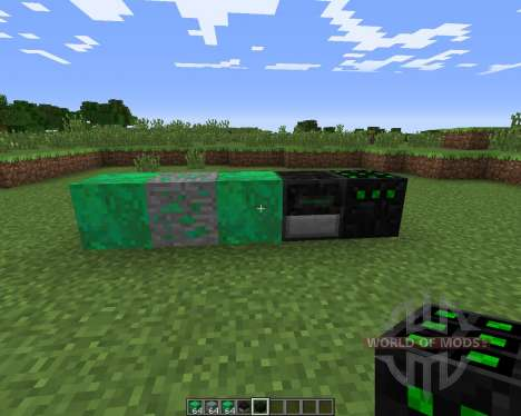 Uranium для Minecraft