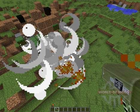 Rival Rebels для Minecraft