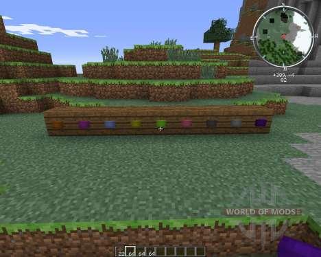 Extra Buttons для Minecraft