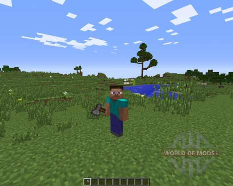 Tomahawk для Minecraft