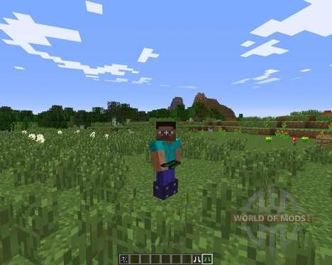 Mo Boots для Minecraft