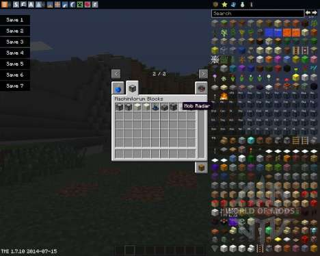 Craftus Machinilorum для Minecraft