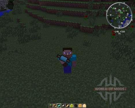 ExtraFunctions для Minecraft