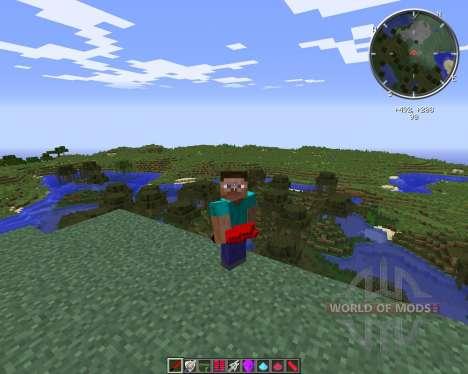 RWBY Craft для Minecraft
