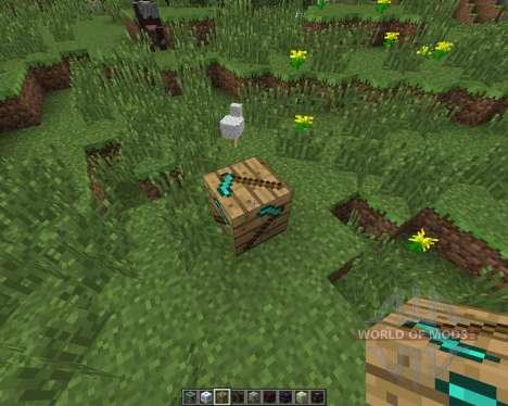 iHouse для Minecraft