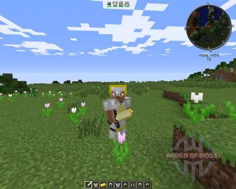 The Castle Defenders для Minecraft