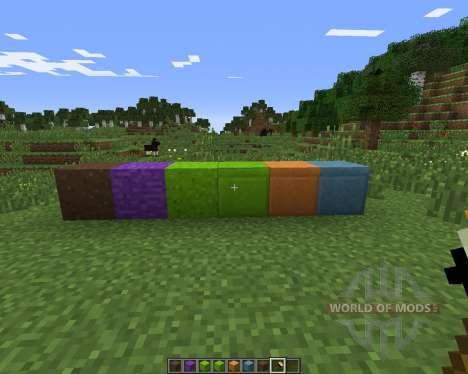 Paint Everything для Minecraft