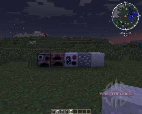 MasterChef для Minecraft