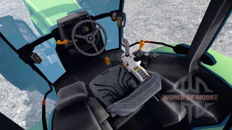 Deutz-Fahr Agrotron X 720 v2.0 для Farming Simulator 2015