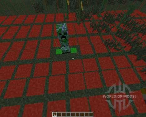 Monster Spawn Highlighter для Minecraft