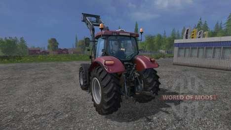 Case IH Puma CVX 230 v3.0 Frontloader для Farming Simulator 2015