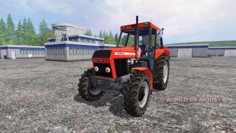 Ursus 1014 FL для Farming Simulator 2015