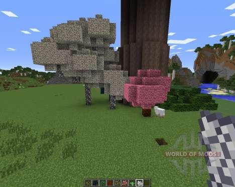 Natura для Minecraft